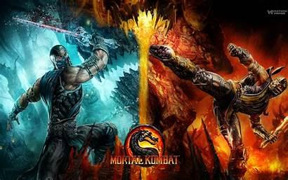 Scorpion Mortal Zero Sub Kombat Vs Carneiro