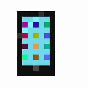 Purple Dye Cell Phone Nova Skin