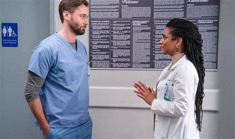 Max goodwin, who's breaking the rules to heal the system. New Amsterdam season 3: Will Ryan Eggold leave as Max amid Luna battle?   TV & Radio   Showbiz ...