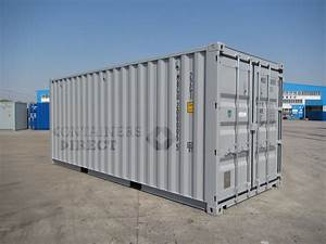 Iso Container Preis : shipping containers 20ft iso grey 41558 20ft to 30ft new containers direct ~ Sanjose-hotels-ca.com Haus und Dekorationen
