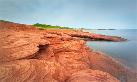 what does pei beaches in prince edward island swim guide