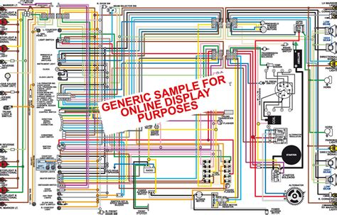 Buick Riviera Color Wiring Diagram Classiccarwiring
