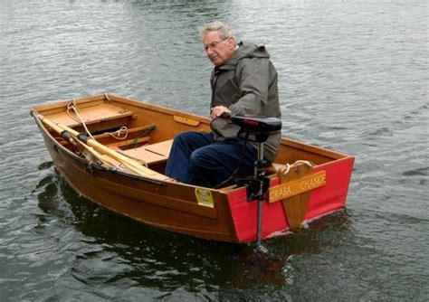 Folding A Boat by Foldable Boat Graba Chance Sea Hopper Folding Boat