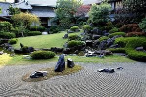 Idée Jardin Japonais : id e jardin japonais pierre de d coration pour jardin ~ Nature-et-papiers.com Idées de Décoration