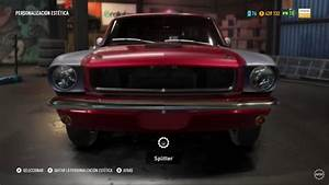 Need For Speed: Payback-Ford Mustang 1965 Customization/Tuning - YouTube