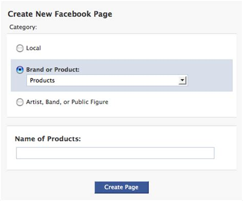 create a fan page on facebook without a profile how to create a facebook fan page tips for creating an