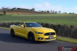 Ford Mustang Cabriolet : 2016 ford mustang gt convertible review ~ Jslefanu.com Haus und Dekorationen