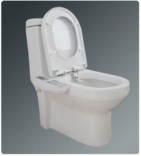 toilet built in bidet perfect3000pbc owidigital