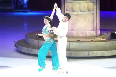 disney  ice present lets celebrate pictures  review