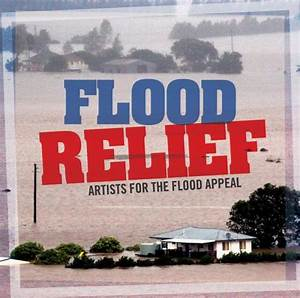 Australian flood relief cd includes springsteen foo