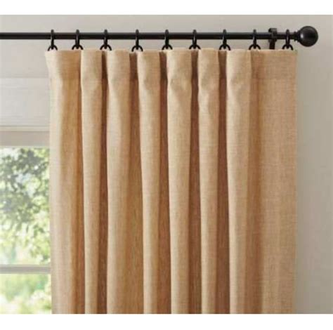 Pottery Barn Drapery Hooks by Decorating Help With Blocking Any Sort Of Temperature