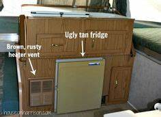 pop up camper storage ideas what do you pack your With what kind of paint to use on kitchen cabinets for sticker remover tool