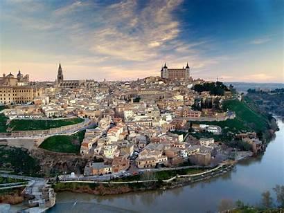 Spain Wallpapers Toledo Christmas Games 1080p