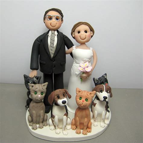 cake toppers  dog lovers     hearing