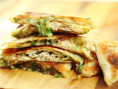 chicken quesadilla recipe quesadilla recipe dishmaps