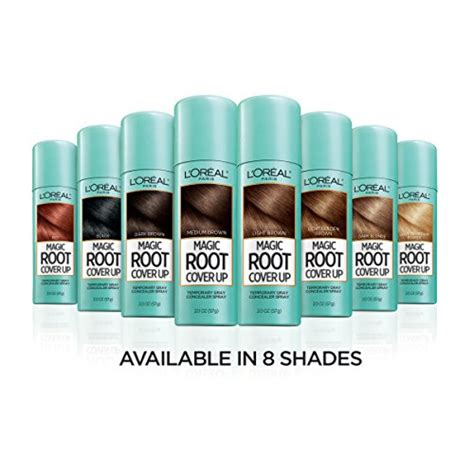 L Oreal Root Cover Up Where To Buy by L Oreal Paris Magic Root Cover Up Gray Concealer Spray
