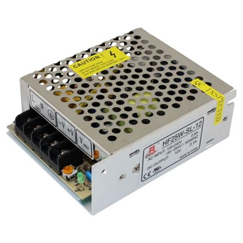 Switching Power Supply 24v 2 1a 12v power supply 2 1a single output