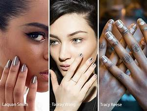 Trends Winter 2017 : fall winter 2016 2017 nail trends fashionisers ~ Buech-reservation.com Haus und Dekorationen