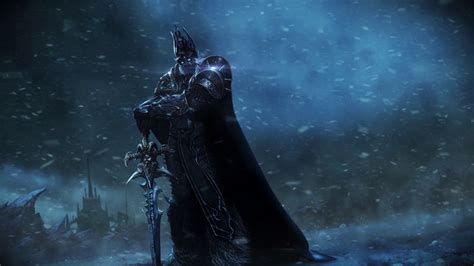 World Of Warcraft Animated Wallpaper - world of warcraft arthas animated wallpaper for windows