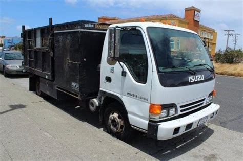 2003 Isuzu Dump Trucks For Sale Used Trucks On Buysellsearch