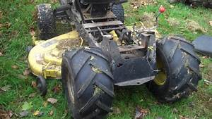 How To Replace The Transmission On John Deere Riding Lawn