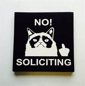 No Solicitation Sign No Soliciting Sign No Soliciting Yard