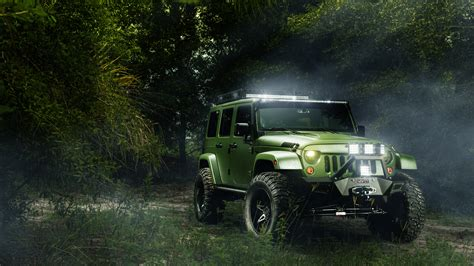 Car Wallpapers Jeep Wrangler Unlimited Arctic 2012