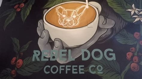 I love trying local coffee places and rebel dog coffee did not disappoint with their iced chai latte. ON THE MENU: Specialty brews at Rebel Dog Coffee Co. in Plainville