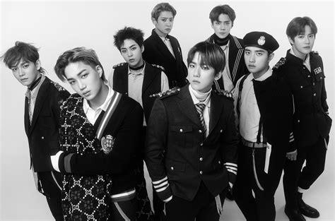 exo quintuple do you find exo attractive collectively random onehallyu