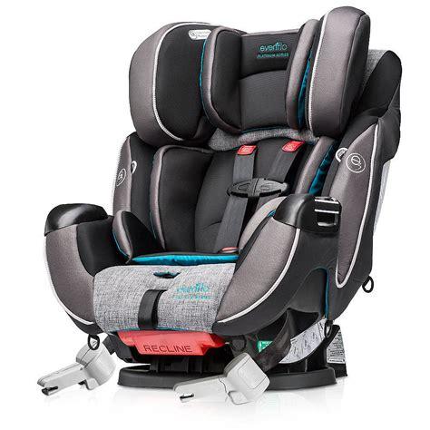 Evenflo Platinum Symphony Dlx Allinone Car Seat Our