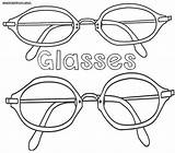 Coloring Glasses Pages Sunglasses Colorings Glass Printable Getcolorings Getdrawings Coloringway sketch template
