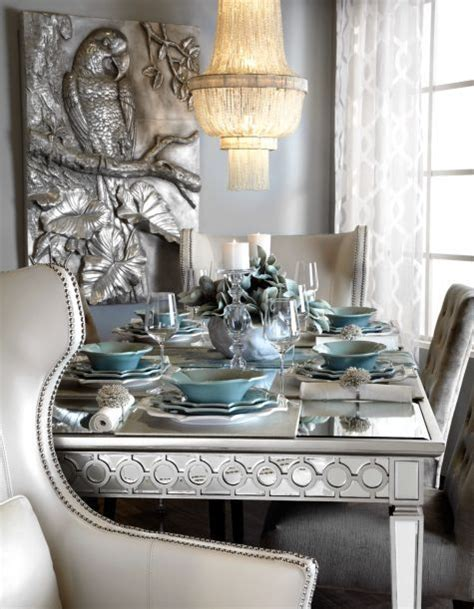 love  chairs sophie mirrored dining table
