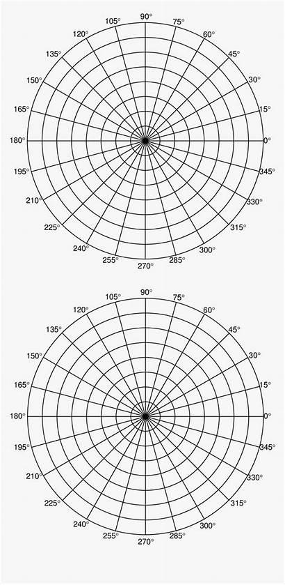 Polar Graph Coordinate Paper Printable Coordinates Grid
