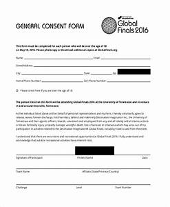 26 images of employee i 9 consent form template With generic consent form template