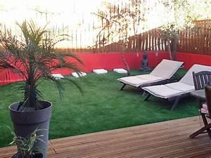 Acheter Gazon Artificiel : un jardin avec une d coration qui a tout pour plaire ~ Edinachiropracticcenter.com Idées de Décoration