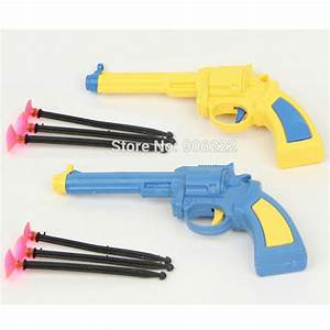 Aliexpress.com : Buy Kids Gun Toy Pistol with 6 Pieces ...
