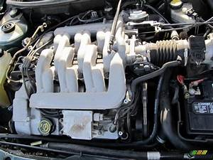 1999 Mercury Mystique Ls Engine Photos