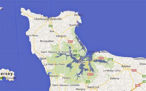 simulation montee des eaux carte interactive de mont 233 e des eaux le ecoco2