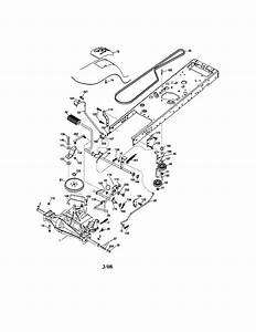 Ground Drive Diagram  U0026 Parts List For Model 917287210