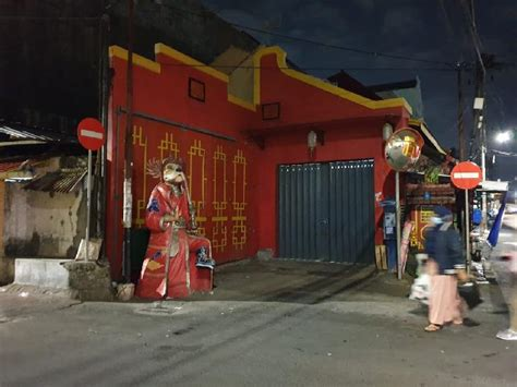kampung ketandan yogyakarta disiapkan jadi area pecinan