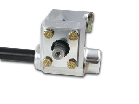 stiletto standard funny car steering box     chassis shop