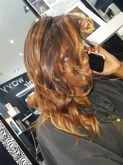 ombre hair roux blond miel coiffeur paris ouvert dimanche