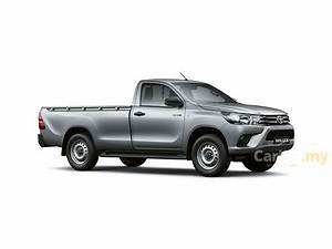 Pick Up Hilux : toyota hilux 2017 g 2 4 in kuala lumpur automatic pickup truck others for rm 87 152 3664241 ~ Medecine-chirurgie-esthetiques.com Avis de Voitures