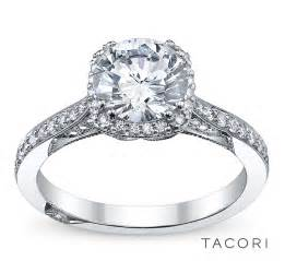 tacori wedding sets the artistry of a tacori engagement ring