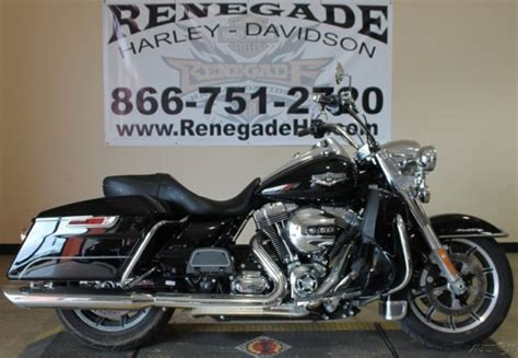 Renegade Harley Davidson Alexandria La by 2014 Harley Davidson 174 Touring Road King Flhr Used