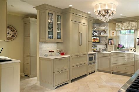 Professional Photos Published Of Olive Green Kitchen