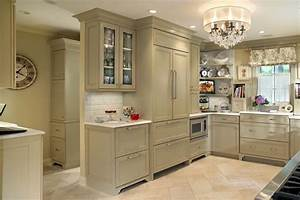 Professional photos published of olive green kitchen for Kitchen colors with white cabinets with nyc skyline wall art