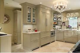 Weber Designs  Richmond Hand Painted Kitchen