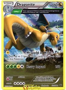 Dragonite - Roaring Skies #52 Pokemon Card