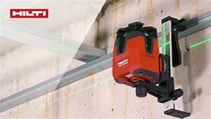 Niveau Laser Hilti : comment niveler les plafonds suspendus avec le pm 40 mg ~ Dallasstarsshop.com Idées de Décoration